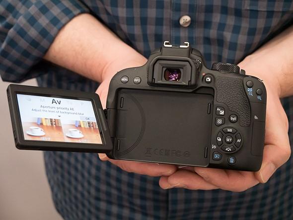 Buyer's Guide: Canon EOS Rebel T7i (800D) vs EOS 77D vs EOS