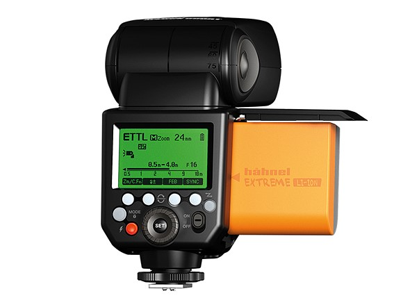 hähnel introduces Modus 600RT flash for Micro Four Thirds