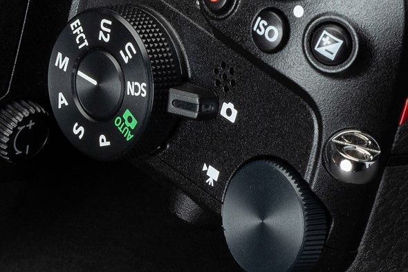 Nikon Z50 Video Switch