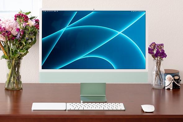 Apple M1 iMac - escritorio