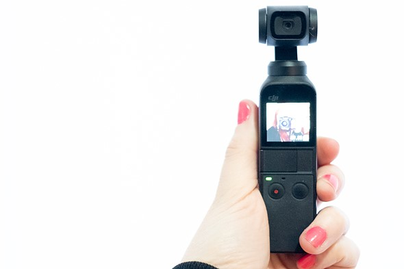 Review Dji Osmo Pocket Digital Photography Review
