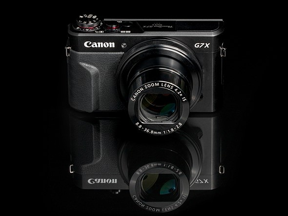 Second Time Around: Canon PowerShot G7 X Mark II Review 1