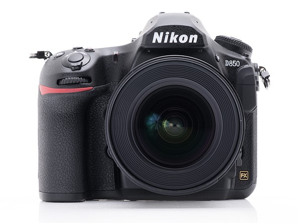 The Nikon D Is Nikons Latest High Resolution Full Frame Dslr Boasting A Mp Backside Illuminated Cmos Sensor But In A Fairly Radical Departure For