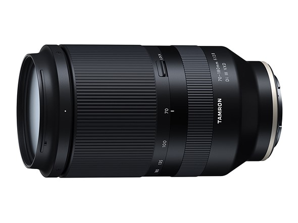 Tamron developing a compact 70-180mm F2.8 telephoto zoom for Sony E-mount