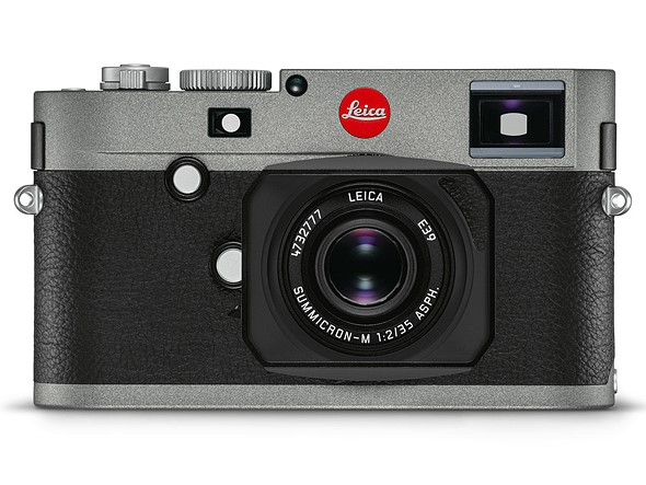 Leica launches the M-E (Typ 240), a more budget-friendly M