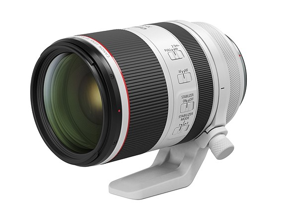 Canon users report issues with front focusing with new RF 70-200mm F2.8