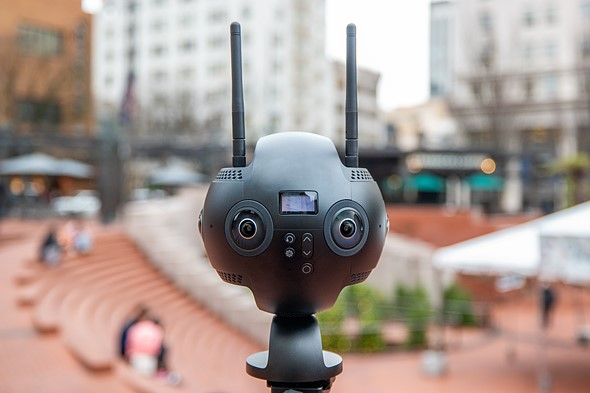 Review: Insta360 Pro 2 professional 360 camera
