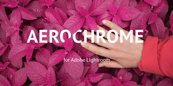 Replicate Kodak Aerochrome in Lightroom with RNI's new preset pack