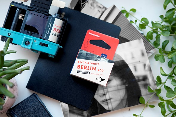 Lomography launches preorders for Berlin Kino B&W 2019 Edition film