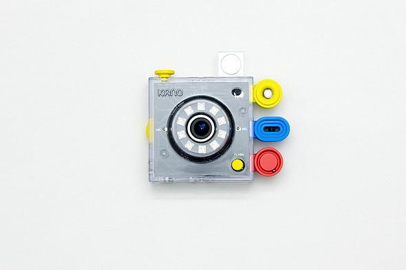 Kano Camera Kit lets anyone build and program their own camera 2