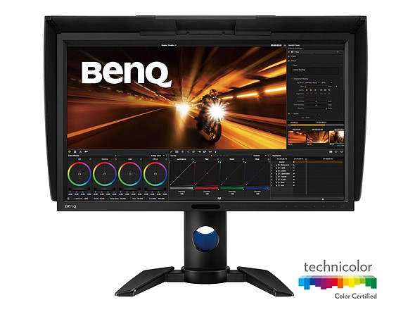 "BenQ announces 32"" 4K high dynamic range monitor 2"