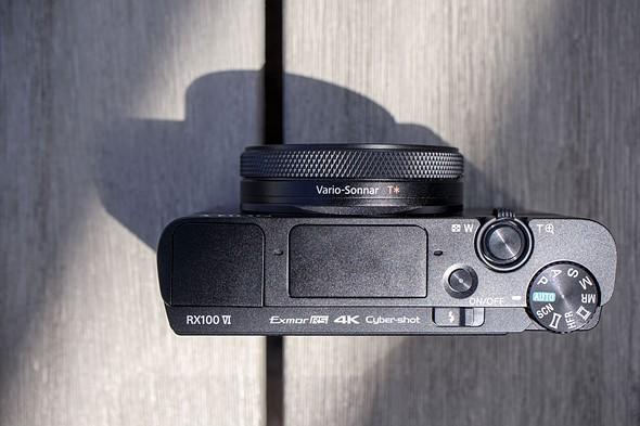 Sony Cyber-shot DSC RX100 VI review