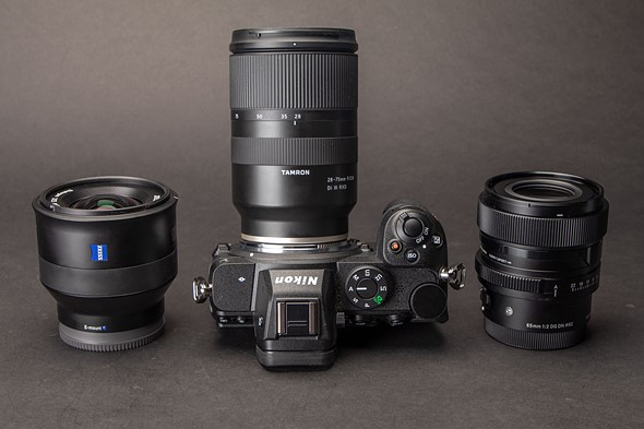 Choose your own adventure with Techart's E-mount to Z-mount adapter