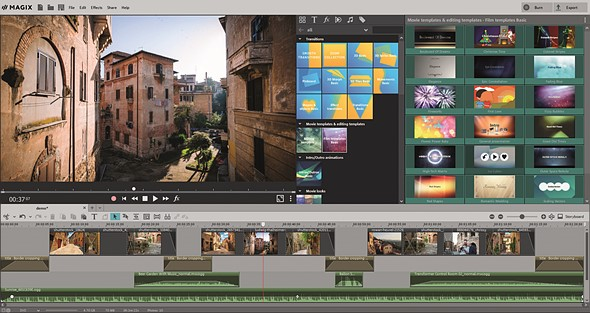 Magix speeds up Photostory slideshow software and adds new
