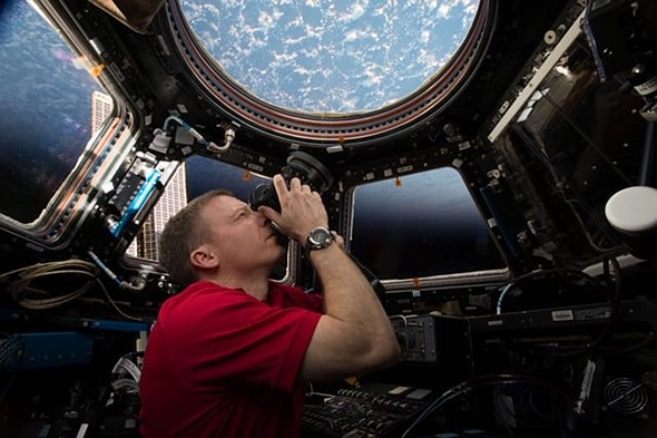 Interview: Commander Terry Virts, space photographer