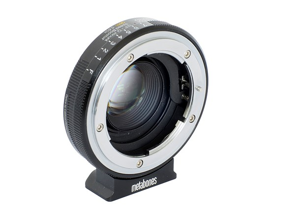 Metabones' Devil's Speed Booster turns Pentax Q cameras into 'monster low-light machines' 2