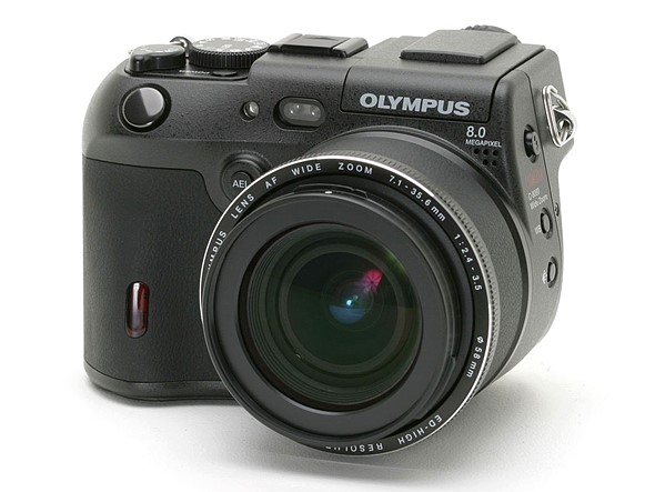 Throwback Thursday: Olympus C-8080 Wide Zoom