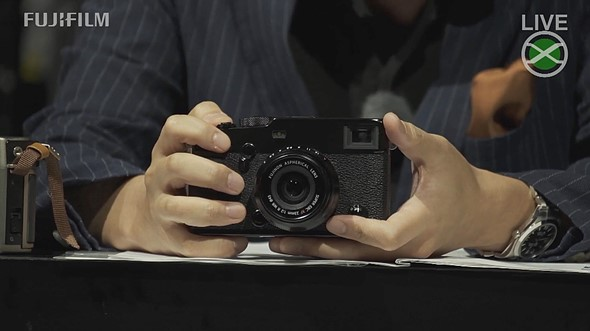Fujifilm Teases Development Of X Pro3 With Titanium Body Mini Rear Lcd Hidden Display And More Digital Photography Review
