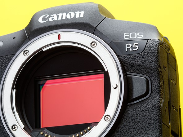 Canon says 'first set' of EOS R5 units shipped out this week, quieting rumors over delays