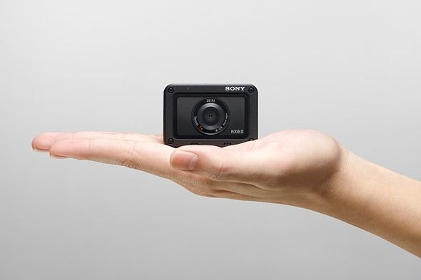 The Sony RX0 II offers internal 4K/30p recording, improved