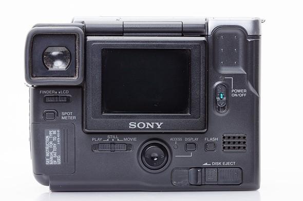 Throwback Thursday: a fresh look at the Sony Mavica FD-91 4