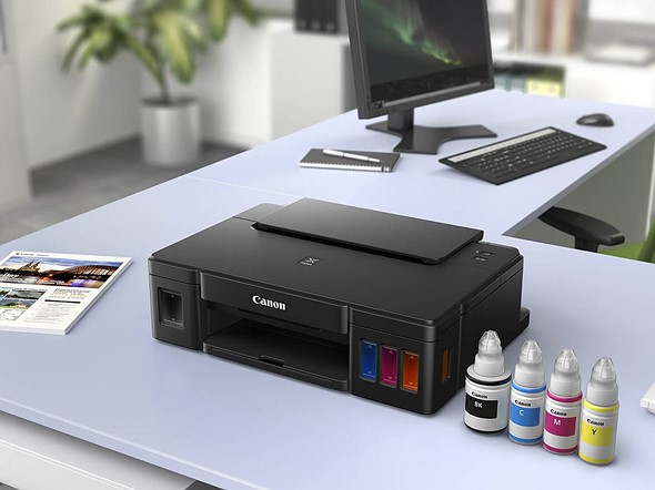 Canon launches refillable ink printers in the UK: Digital