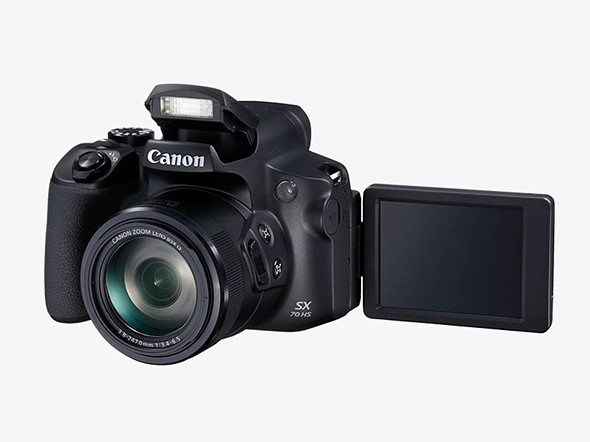 Canon launches developer community, camera control API and PowerShot SX70 HS dev kit