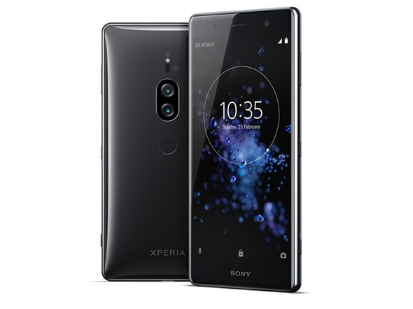 The Xperia XZ2 Premium is Sony's first dual camera smartphone, can shoot ISO 51200!