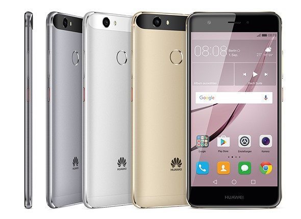 Huawei Nova phones offer 4K video and OIS at mid-tier pricing 1