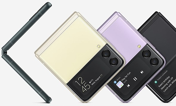 Samsung's new Galaxy Flip 3, Galaxy Fold 3 promise better performance,  durability and more: Digital Photography Review