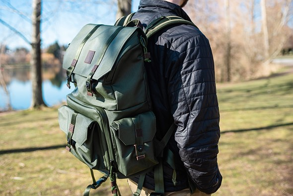 Review: Langly Alpha Globetrotter Backpack is more style than substance