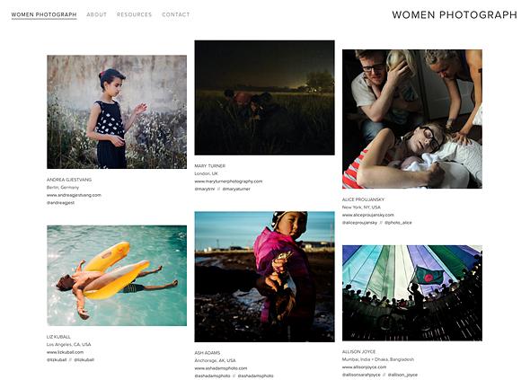 Women Photograph is a