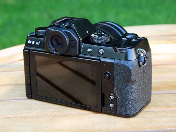Handheld Shooting Grip and Mini Tabletop Tripod with Remote Function for Fujifilm Fuji X-S10 X-T200 X-T100 X-T4 X-T3 X-T30 X-T20 X-E4 X-E3 X-100V GFX 50S GFX 100S Replaces Fujifilm RR-100