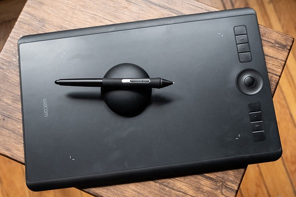 Review: The Wacom Intuos Pro is a workflow-boosting machine