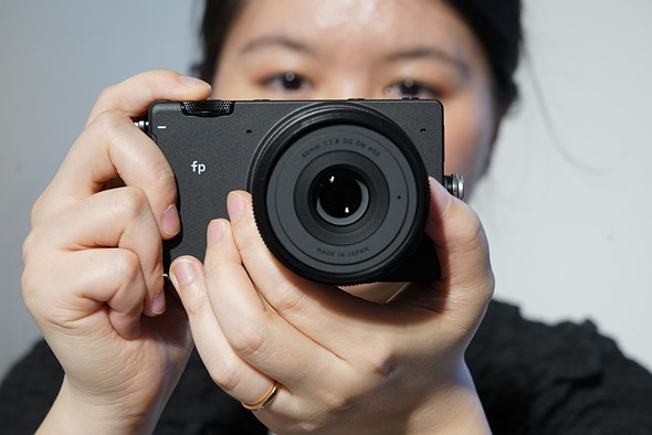 Sigma announces pricing and availability of its fp camera