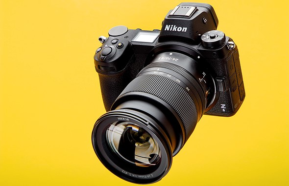 Nikon firmware update improves AF performance, adds eye