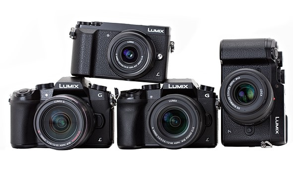 Panasonic Lumix DMC-G85/G80 First Impressions Review 2