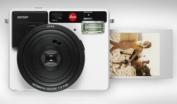 Leica Sofort instant camera officially announced ahead of ...