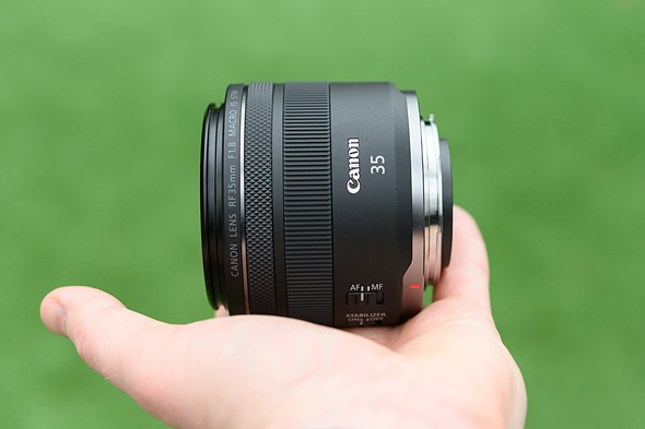 Canon Rf 35mm F1 8 Is Stm Macro Review Digital Photography Review