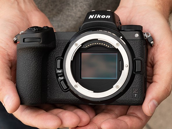 Nikon releases a pair of firmware updates for its Z6, Z7 mirrorless cameras