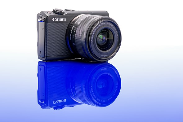 Canon EOS M100 review: Digital Photography Review