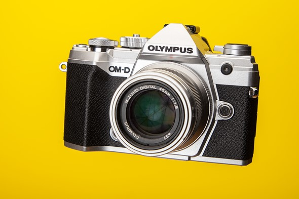 Olympus OM-D E-M5 III initial review