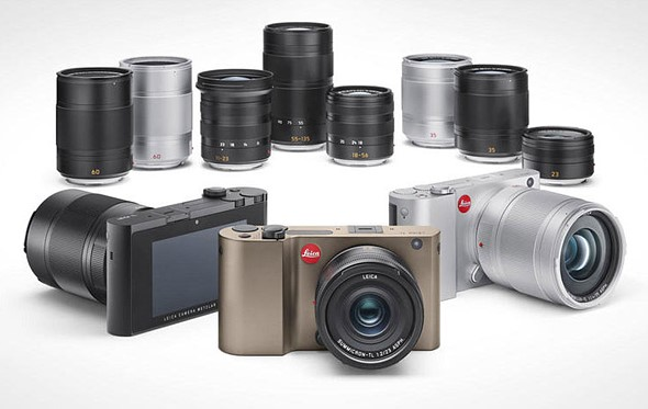 The Leica TL is an upgraded Leica T mirrorless camera 2