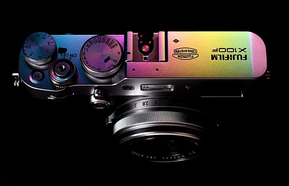 Fujifilm X100F Review 1