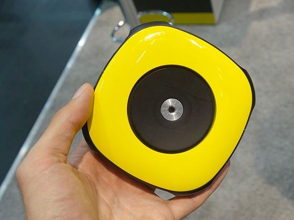 HumanEyes Technologies shows off Vuze VR 360 degree 3D camera 3
