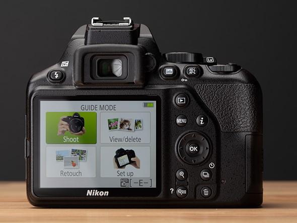 Nikon D3500, ejemplos