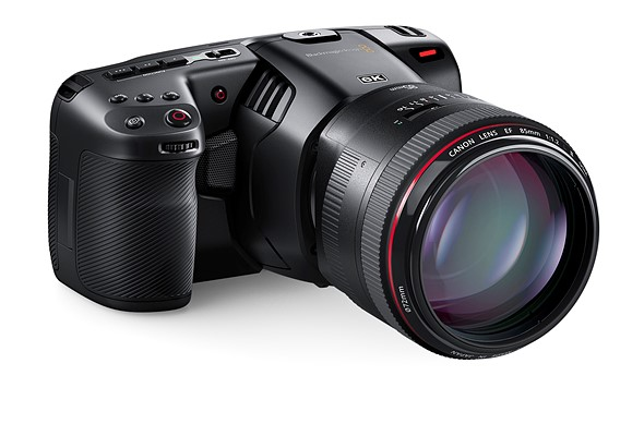 Blackmagic Design unveils the Pocket Cinema Camera 6K: Digital