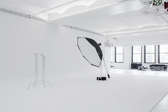 VSCO Open Studio is a free NYC workspace for photographers 1