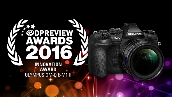 Winner:Olympus OM-D E-M1 II