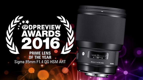Winner: Sigma 85mm F1.4 DG HSM Art